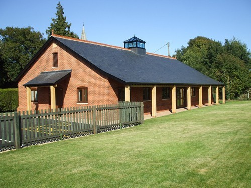 A picture of East Stratton Village Hall